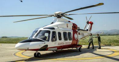 Operativa la collaborazione tra Aeronautica Militare e Guardia Costiera per l'addestramento dei piloti di elicottero
