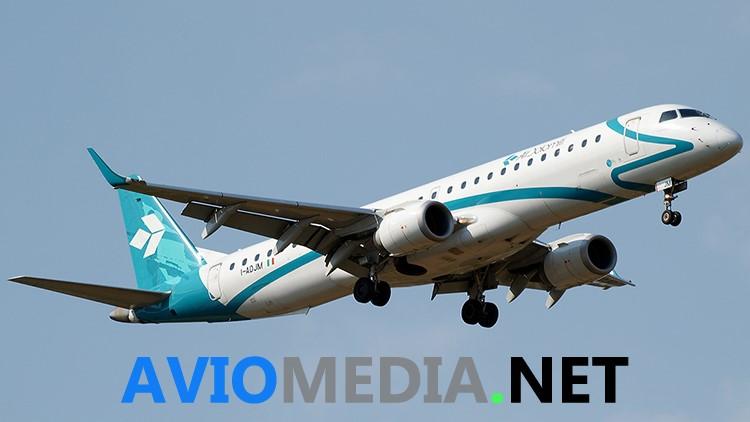 Air Dolomiti Romania Torino domani