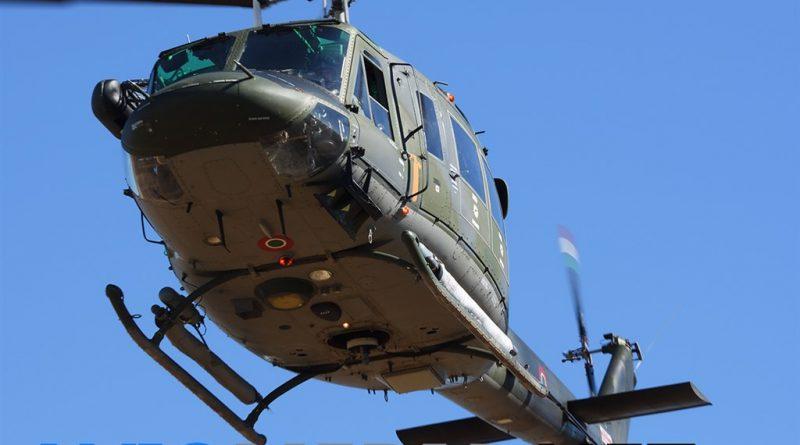 Maltempo in Sardegna: elicottero dell'Aeronautica Militare impegnato nella notte in soccorso a una famiglia in difficoltà