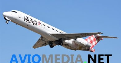 Volotea 717 lione da venezia ancona e olbia clienti