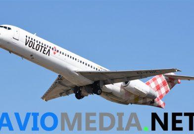 Volotea annuncia due nuove rotte dall'Aeroporto di Palermo verso Cagliari e Pescara