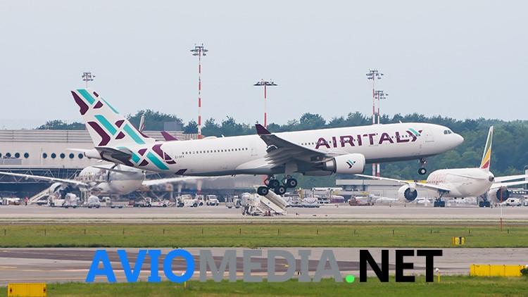 Da aprile Air Italy collegherà Milano Malpensa a Los Angeles e San Francisco