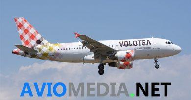 Airbus A319 volotea IOSA milioni shuttle nuove destinazioni