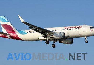 Eurowings completa la cessione di LGW al gruppo Zeitfracht