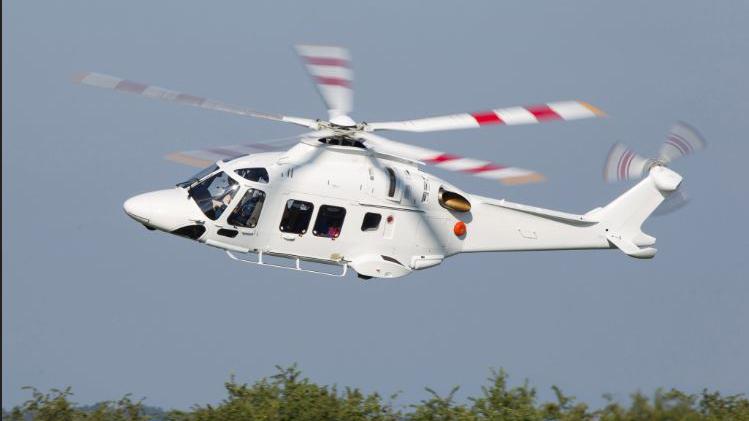 Accordo Abu Dhabi Aviation due AW169