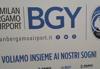 Presentata la partnership tra Milan Bergamo Airport e l'Atalanta