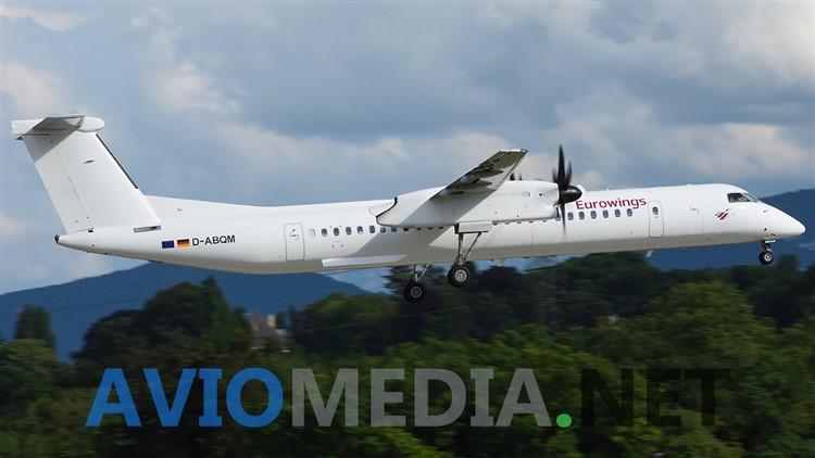 Bombardier cederà il programma turboprop Q400 a Longview Aviation Capital