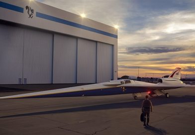 Lockheed Martin Skunk Works compie un passo avanti verso il volo commerciale supersonico: avviata la costruzione dell'X-59