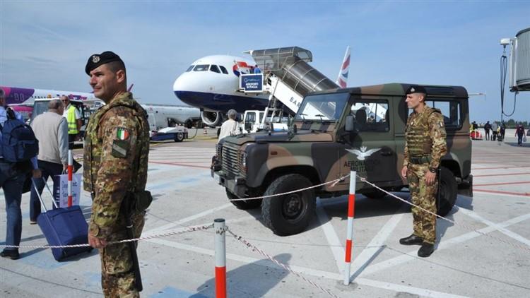 Strade Sicure Aeronautica Militare