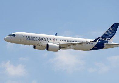 L'Airbus A220 ottiene l'approvazione da Transport Canada per operazioni ETOPS da 180 minuti