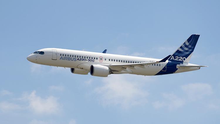 La startup statunitense Moxy conferma un ordine per 60 Airbus A220-300