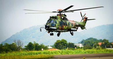 L'aviazione militare indonesiana sigla un ordine per otto nuovi Airbus Helicopters H225M