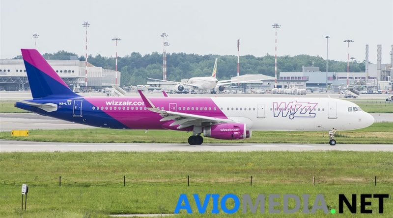 Wizz Air low cost volo Polonia Iasi auto check-in