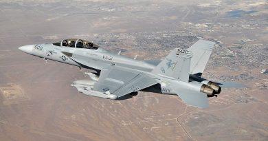 Il Governo USA autorizza l'esportazione del Boeing EA-18G Growler in Finlandia