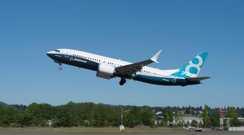 737 MAX 8 Boeing IAG produzione 737