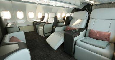 Four Seasons A321 LR