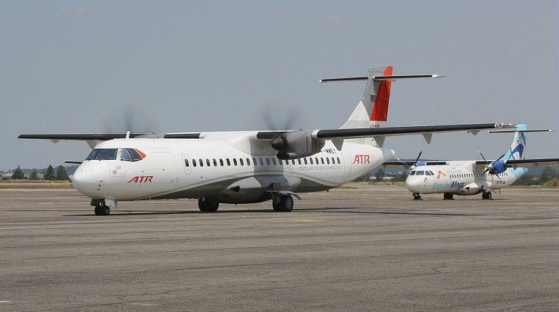 ATR 600 series PARIS AIR SHOW Singapore