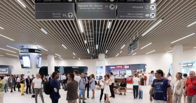Area Arrivi TRN Torino Airport Airport Customer Experience Accreditation