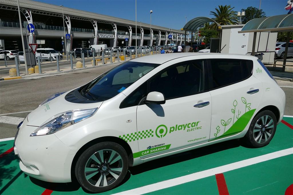 Il Car Sharing arriva all'Aeroporto di Cagliari ...