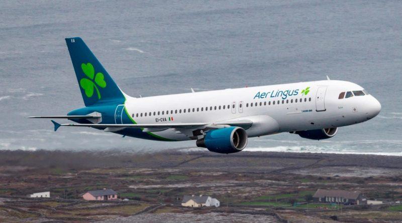 Aer Lingus da Dublino