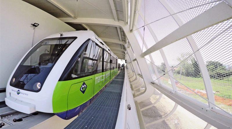 Marconi Express mobilità sostenibile