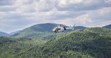Airbus Helicopters consegna il primo H125 all'AMO della Customs and Border Protection statunitense